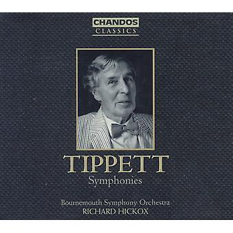 M. Tippett - Tippett: Symfonieën [CD] USA import