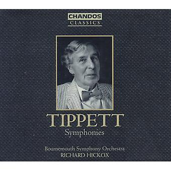 M. Tippett - Tippett: Symphonies [CD] USA import