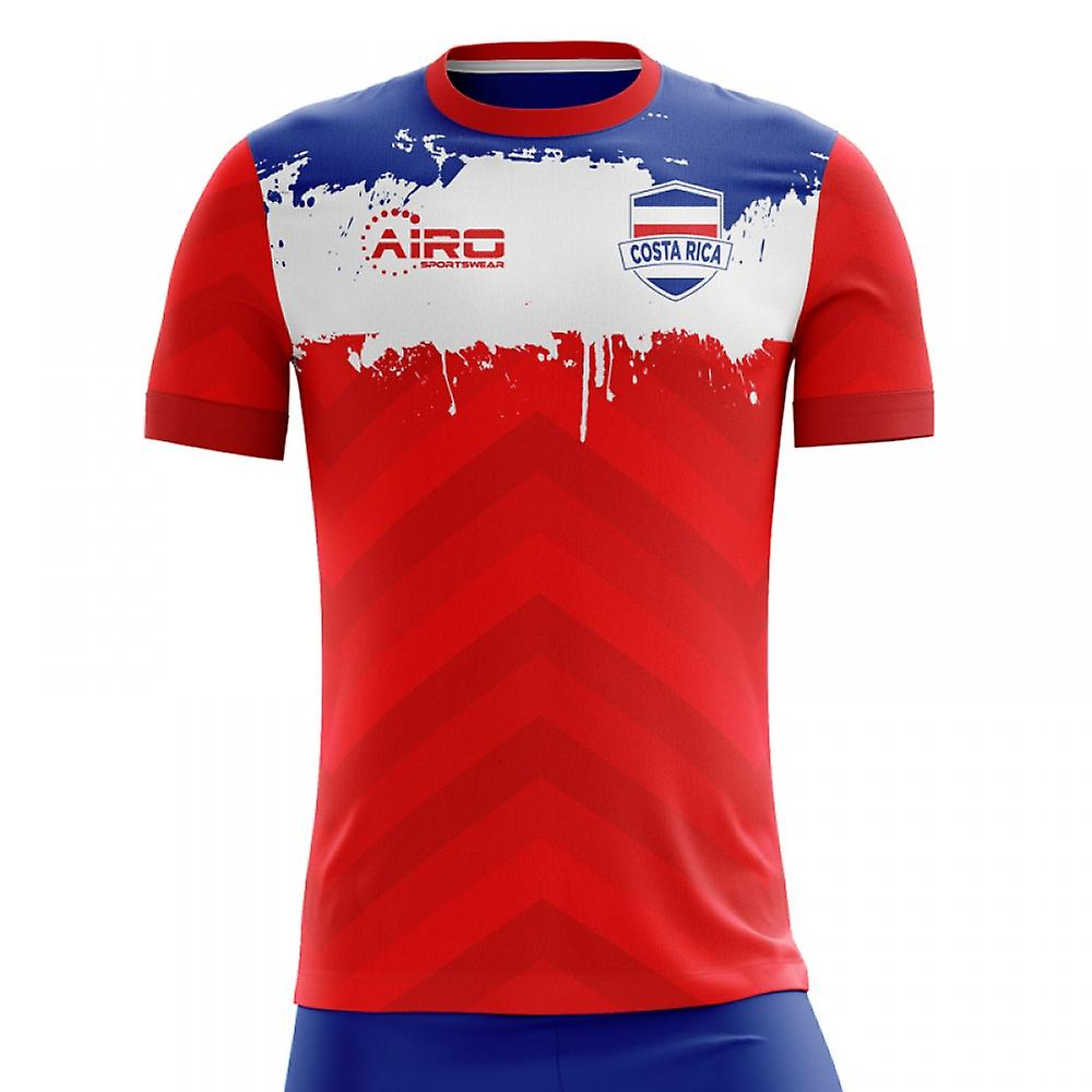Maillot de foot Home Concept 2018 - 2019 Costa Rica