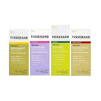 Tisserand Organic Pure Essential Oil | LifeandLooks.com