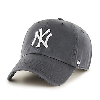47 fire relaxed fit Cap - MLB New York Yankees dark grey