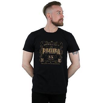 Pantera Männer 101 Beweis Live T-Shirt