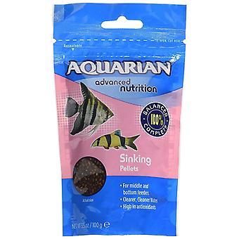 Aquarian Slow Sinking Pellet 100 g