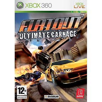 FlatOut Ultimate Carnage (Xbox 360)