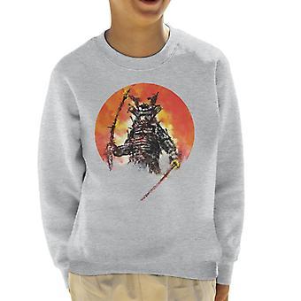 Samurai Bot Kinder Sweatshirt