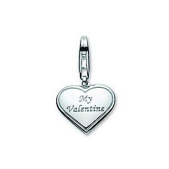 ESPRIT pendant of charms silver my Valentine 4428153