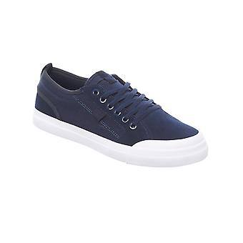 DC Evan Smith Navy Collaboration Kids Shoe