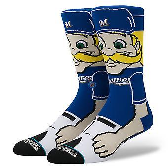 Stance Bernie Brewer Socks - Navy
