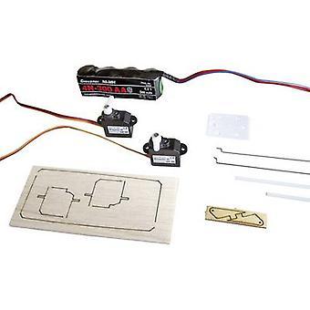 Spare part RC mod kit Graupner Suitable for model: Der kleine Uhu