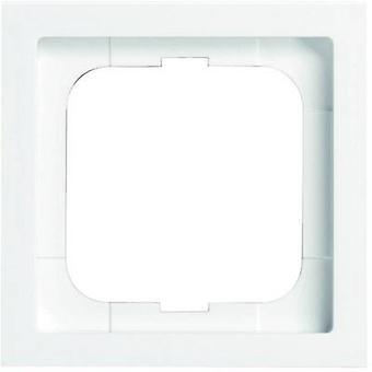 Busch-Jaeger 1x Frame Future Linear White