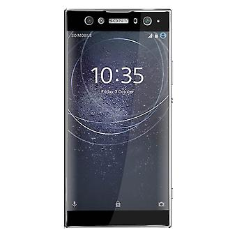 Screen protector for Sony Xperia XA2 Ultra, Tempered Glass with black edges