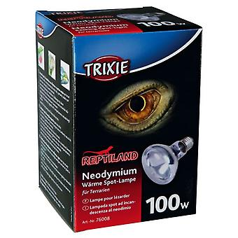 Trixie Neodymium Basking Spot-Lamp broad spectrum reflector spotlight 100 W.