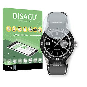 Tag Heuer Connected modular 45 screen protector - Disagu flexible tempered glass protective film
