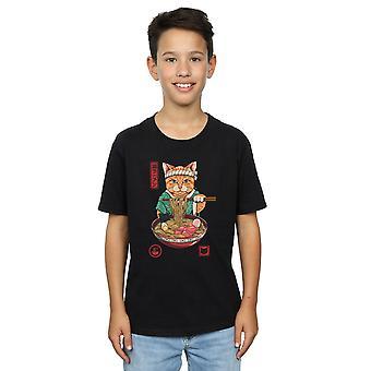 Vincent Trinidad Boys Neko Ramen T-Shirt