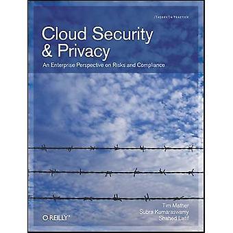 Nuvem de segurança e privacidade - uma perspectiva empresarial sobre riscos e Co