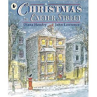 Jul i Exeter Street af Diana Hendry - John Lawrence - 97814063