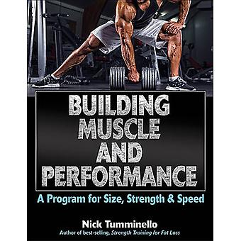 Building Muscle and Performance by Nick Tumminello - 9781492512707 Bo