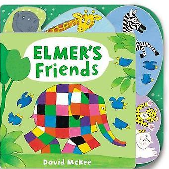 Elmer's vrienden door Elmer's vrienden - 9781783446070 boek