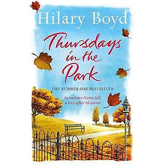 Thursdays in the Park by Hilary Boyd - 9781786481306 Book