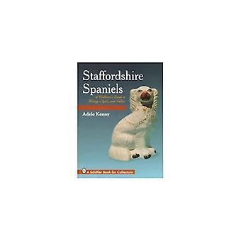 Staffordshire Spaniels Adele Kenny - 9780764302169 kirja