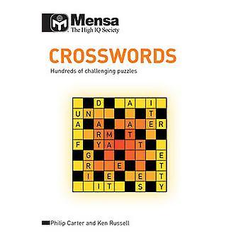 Mensa korsord - hundratals utmanande pussel av Ken Russell - Ph