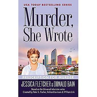 Recept för mord (mord, skrev hon mysterier)