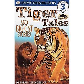 Tiger Tales: And Big Cat Stories (DK Readers: Level 3)