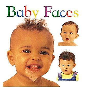 Baby Faces (Padded Board Books)