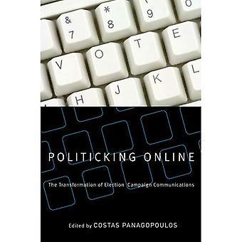 POLITIQUERIA en línea: La transformación de las comunicaciones de campaña electoral