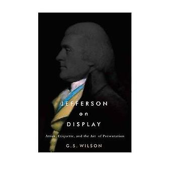 Jefferson auf dem Display