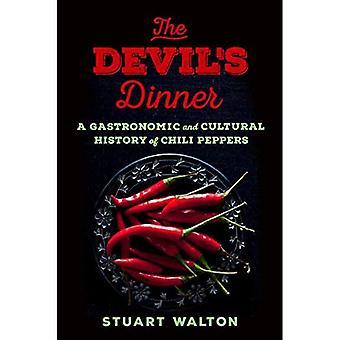 Djevelens middag: en gastronomisk og kulturelle historie chilipepper
