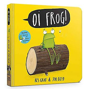 Oi Frog: Sous l'onglet carnet