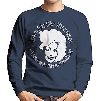 The Dolly Parton Appreciation Society Men's Sweatshirt
