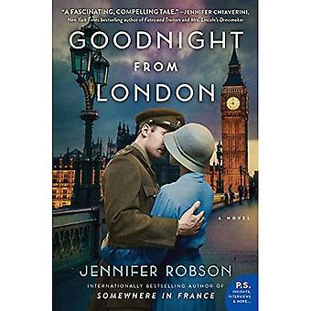 Bonsoir de Londres: un roman