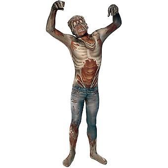 Morphsuit Zombie Adult Costume