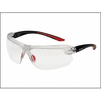 Bollé Safety Iri-S Platinum Safety Glasses Clear