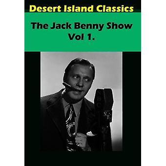 Jack Benny Show 1 [DVD] USA import