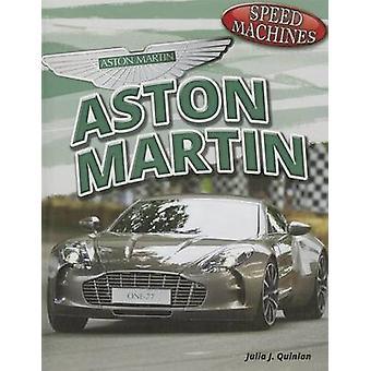 Aston Martin by Julia J Quinlan - 9781477708071 Book