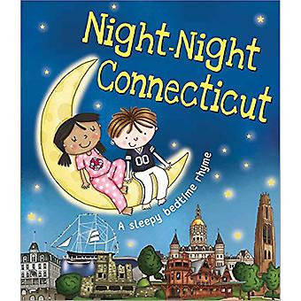 Night-Night Connecticut by Katherine Sully - 9781492654964 Book