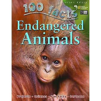 Endangered Animals by Steve Parker - 9781848102316 Book