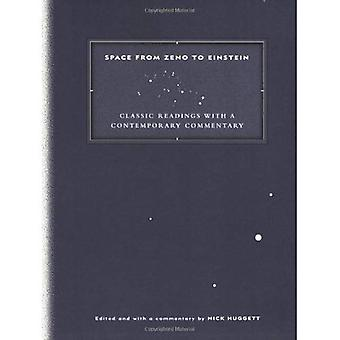 Space from Zeno to Einstein: Classic Readings with a Contemporary Commentary (Bradford Book)