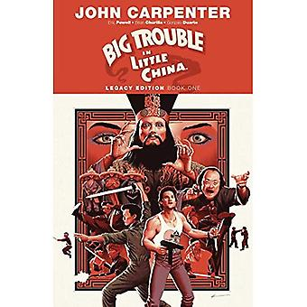 Big Trouble in Little China Legacy Edition Book One (Big Trouble in Little China)
