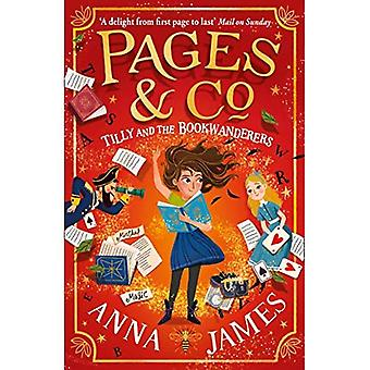 Pages & Co.: Tilly and the Bookwanderers (Pages & Co., Book 1) (Pages & Co.)