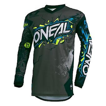 ONeal Grey 2019 Element Villain Kinder MX Jersey