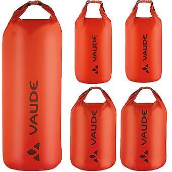 Vaude Cordura Light Camping Dry Bag - Orange