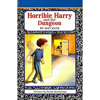 Horrible Harry and the Dungeon by Suzy Kline - 9780780780941 Book