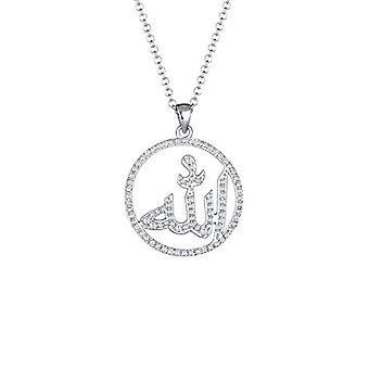Elli Silber Anhänger Halskette 0112811117_60