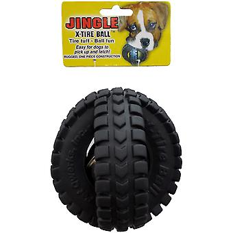 Small Jingle X-Tire Ball- XTJ3