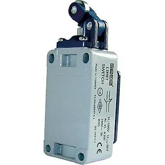 Limit switch 240 Vac 3 A Lever momentary EMAS L52K13MIM311 IP65 1 pc(s)