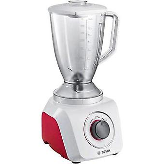 Blender Bosch MMB21P0R 500 W White-red